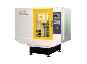 4-axis CNC 【Japan, FANUC】